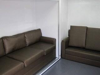 Lounge Sofa, Furniture, Custom Trailer, Otions