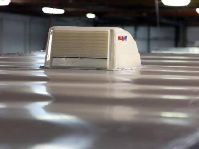 Maxxair Roof Vent Cover, Windows, Vents, Custom Trailer, Options