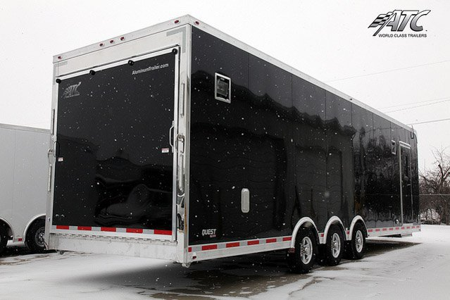 Custom Trailers, Car Hauler, Sport, Snowmobile, Mechanic