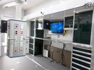 Custom Trailers, Simulation, Medical, Mobile