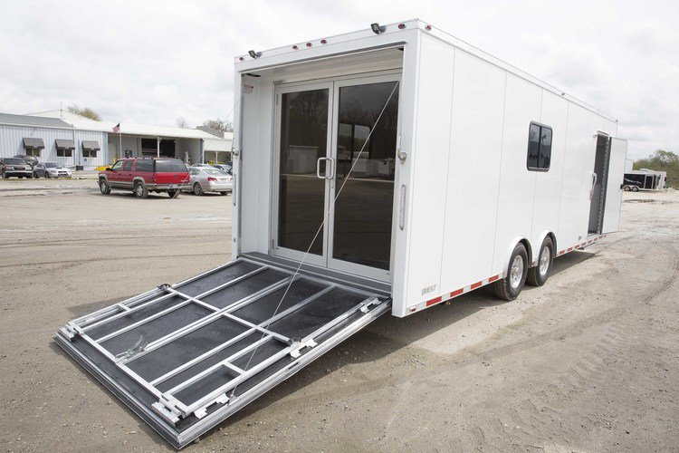 Medical Trailers for Sale