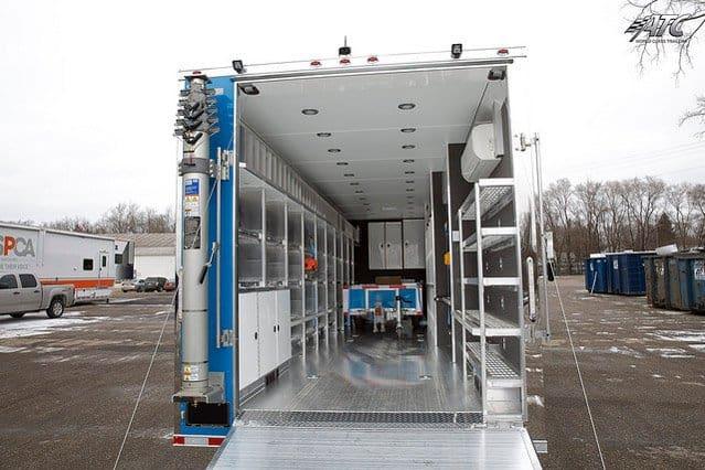 Custom Trailers, Emergency Management, Rescue, Mine Safety