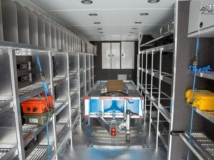 Custom Trailers, Emergency Management, Rescue, Mine Safety