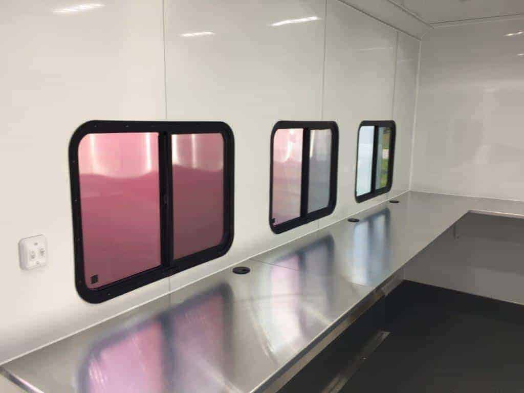 Modular Classroom Auction ~ Mobile auction trailer mo great dane trailers
