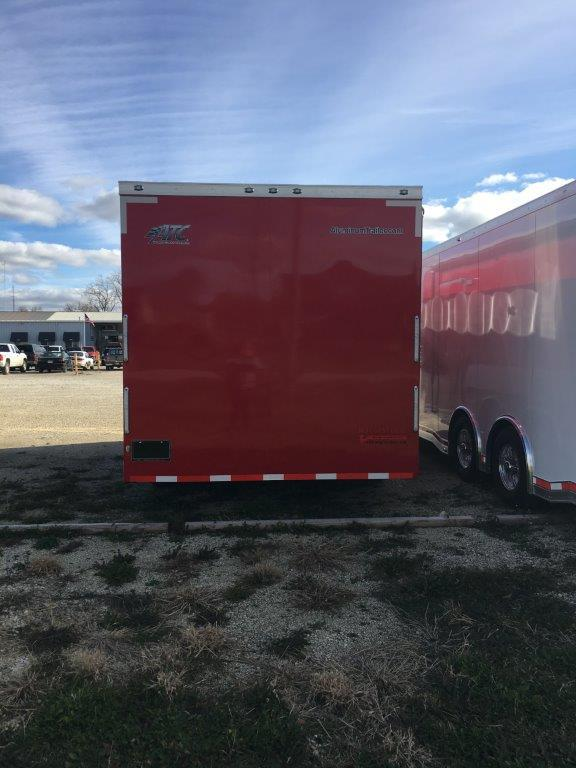 Mobile Auction Trailer, Office Trailer, Classroom Trailer, Mobile Office, Mobile Classroom, Custom Trailer