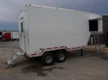 Mobile, Audiology Trailer, Medical Trailer, Custom Trailer, MO Great Dane