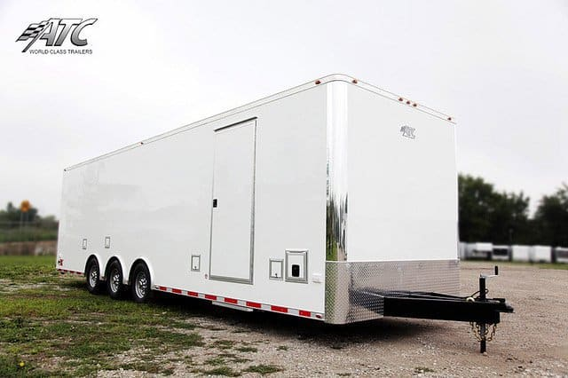 Broadcasting Trailers, Mobile Broadcasting Trailer