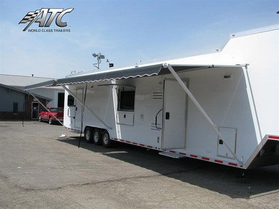 Custom Trailers, Emergency Management, Mobile Command, Light Tower