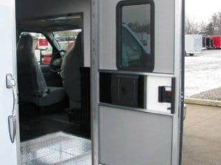 Mobile Command Center Truck