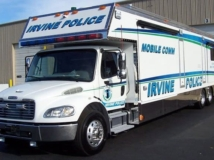 Mobile Command, Vehicle, Custom Trailer, Emergency Management, MO Great Dane