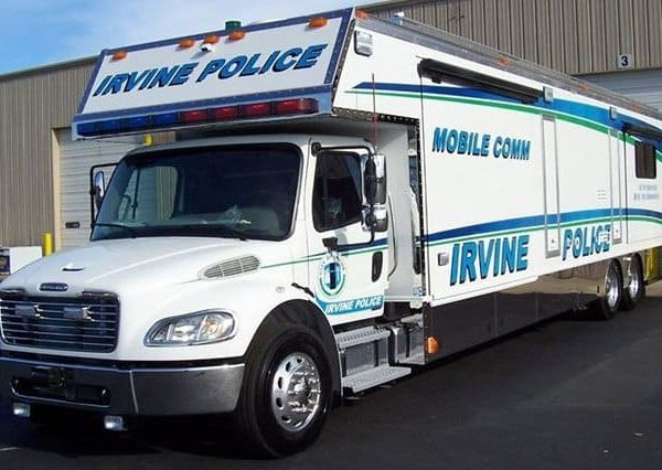 Emergency Management - Mobile Command - Mobile Command Vehicle