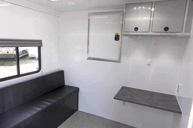 Mobile Dental Trailer, for Sale, Custom Trailer, MO Great Dane, ATC