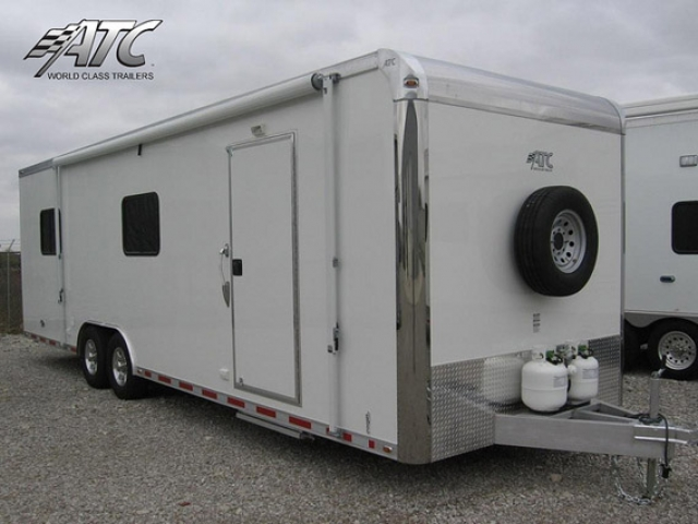 Custom, Medical Trailers, Mobile, Doctors, Office