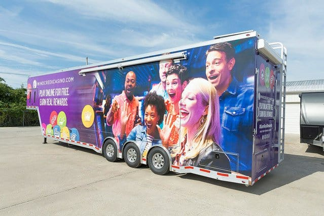 Mobile Exhibit & Marketing Trailer