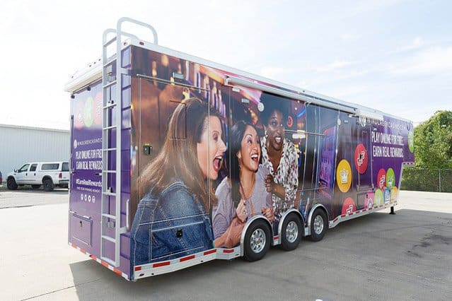 Custom Trailers, Mobile, Marketing, Exhibit