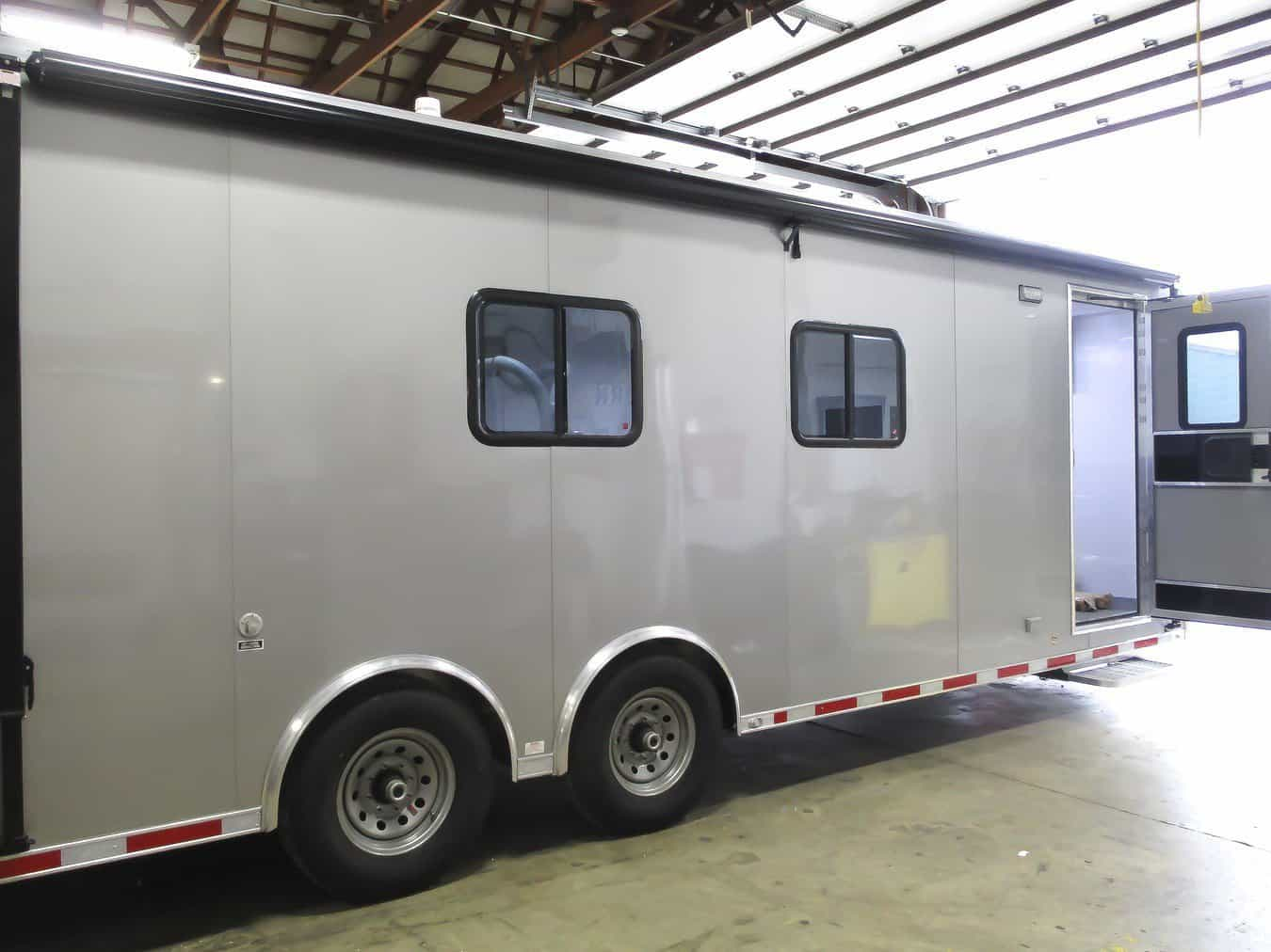28ft Mobile Lab Trailer With Safety Shower Mo Great Dane