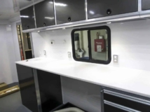 28ft Mobile Lab Trailer with Safety Shower