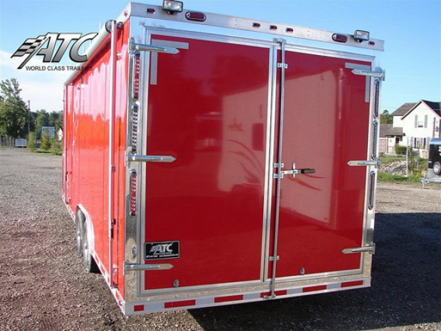 Custom Trailes, Laboratory, Mobile Lab, Sale