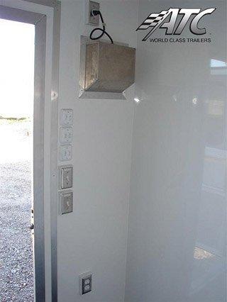 Custom Trailes, Laboratory, Mobile Lab, Sale