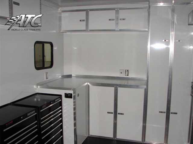 Custom Trailers, Laboratory, Mobile, Testing