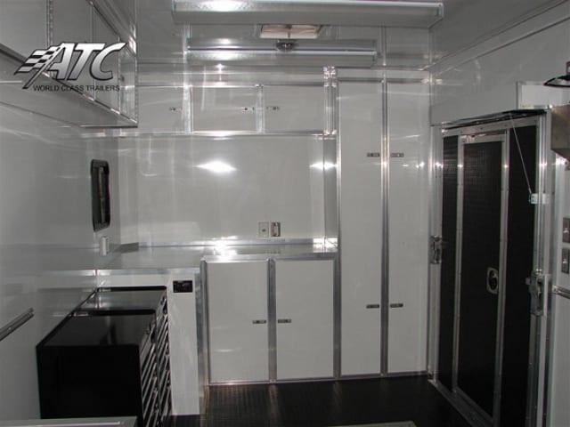 Custom Trailers, Laboratory, Mobile, Testing