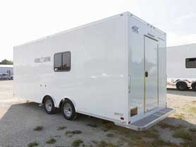Mobile Laboratory Trailer with Sink