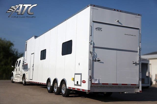 Customs Trailers, Commercial Trailers, Mobile Manufacturing Solutions