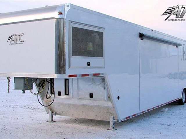 Custom Trailers, Laboratory, Mobile, Medical, Clinic