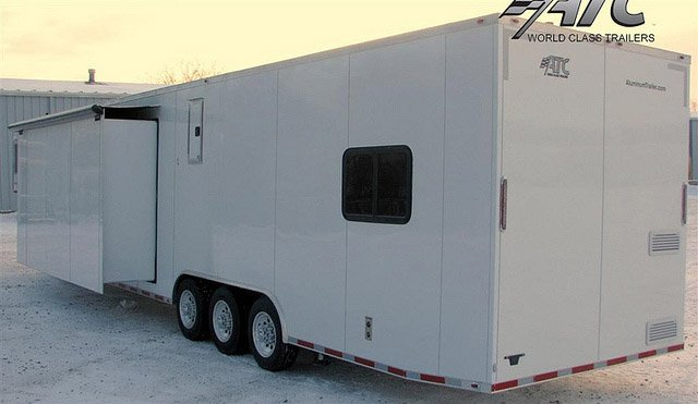 Custom, Medical, Trailers, Mobile, Medical, Clinic