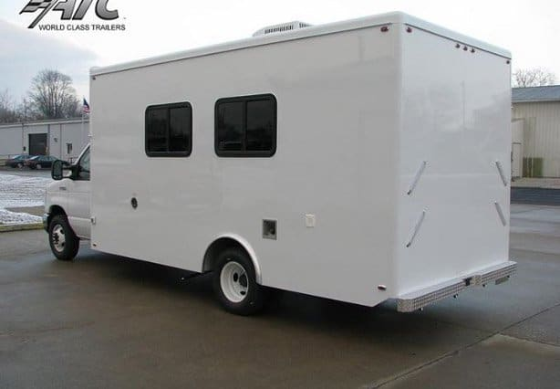 Custom, Medical Trailers, Mobile, Medical, Vehicle
