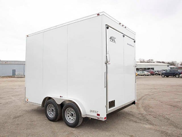 Custom Trailers, Mobile Marketing, Graphics Wrap