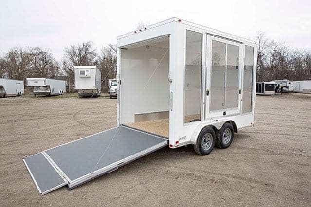 5Th Wheel Trailer >> Mobile Marketing Trailer Graphics Wrap | MO Great Dane ...