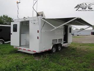 Custom Trailers, Emergency Management, Communications, Mobile Surveillance