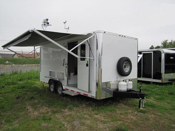 Custom Trailers, Emergency Management, Communications, Mobile Surveillance