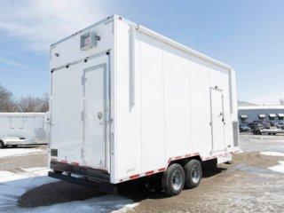 Mobile X-Ray Trailer, Medical Trailer, Custom Trailer, MO Great Dane