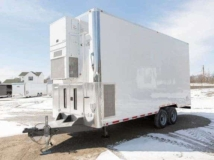 Mobile X-Ray Trailer, Medical Trailer, Custom Trailer, MO Great Dane