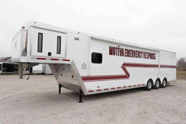 Motiva Gooseneck Emergency Response Trailer