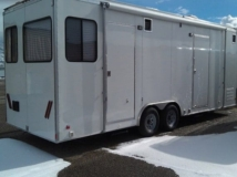 Custom Trailers, Emergency Management, Communications, Mud Lake