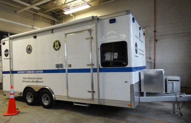 Custom Trailers, Emergency Management, Response, NASA Bomb