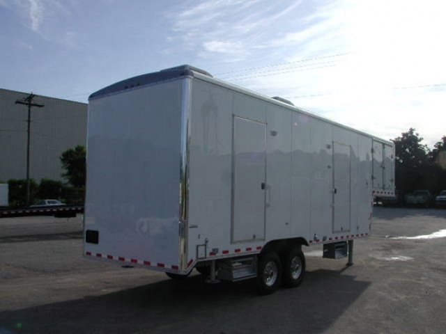 Custom Trailers, Simulation, NYPD, Driver, Simulator, Training
