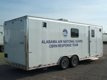 Custom Trailers, Emergency Management, Response, Nation Guard CBRN