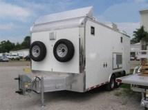 Custom Trailers, Emergency Management, Communications, National Guard