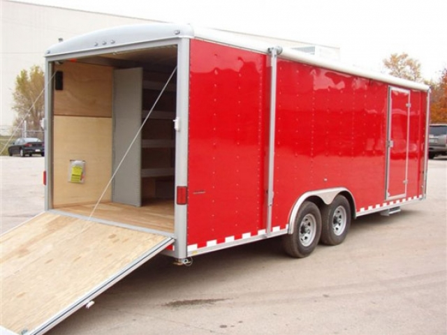 Custom Trailers, Emergency Management, Hazmat, Decontamination, National Guard, Response
