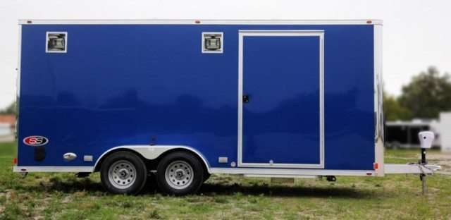 Custom Trailer Options 100
