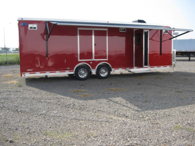 Custom Trailers, Emergency Management, Hazma, Decontamination, Norfolk, Hazardous, Materials