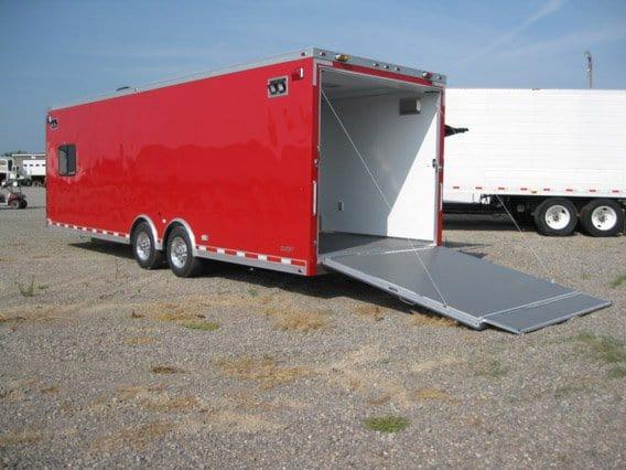 Custom Trailers, Emergency Management, Hazma, Decontamination, Norfolk, Hazardous, Materials