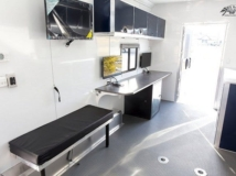 Custom Trailers, Emergency Management, Mobile Command, Observation Tower