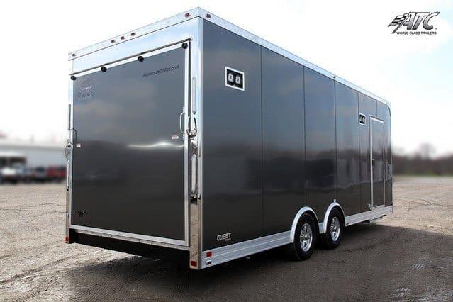 Custom Trailers, Oil, Gas, Field, Cooling