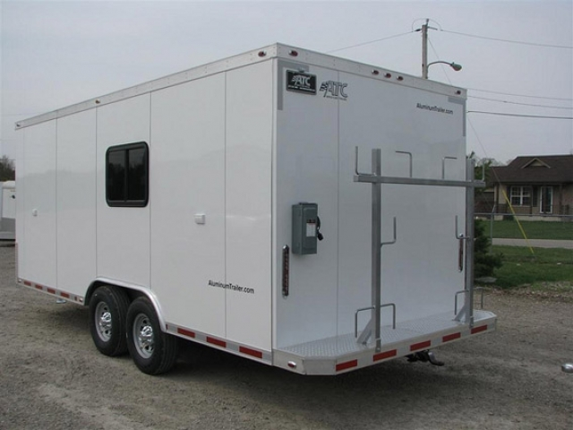 Custom Trailers, Oil, Gas, Field, Office