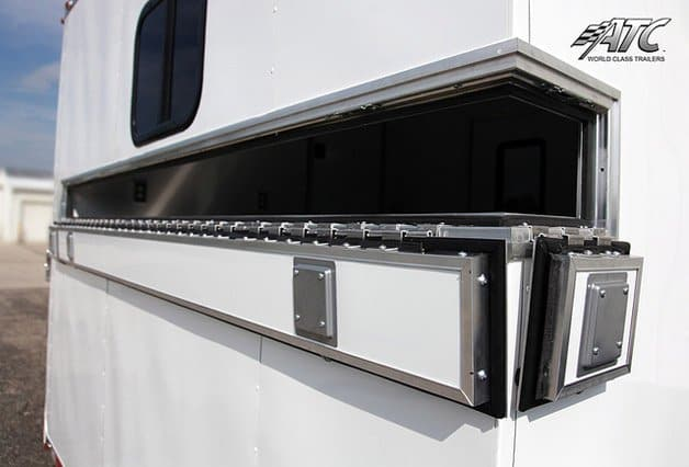 Custom Trailers, Oil, Gas, Field, Splicing